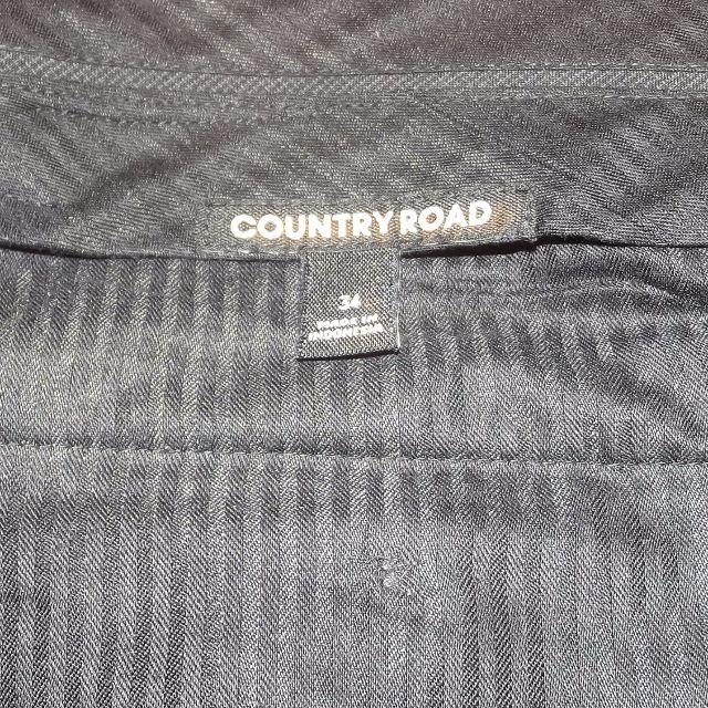 Country Road - Designer Mens dress pants Sz 34