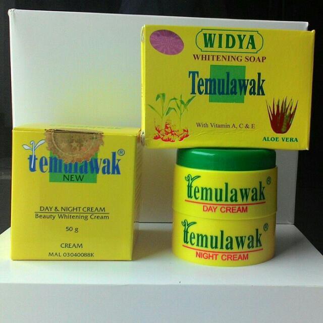 Cream Temulawak + Sabun Original (Holo Super)
