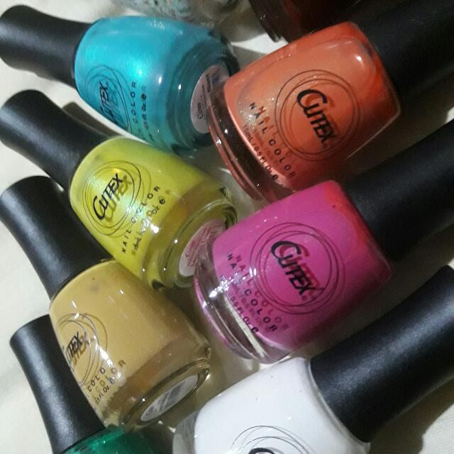Cutex Nail Polish