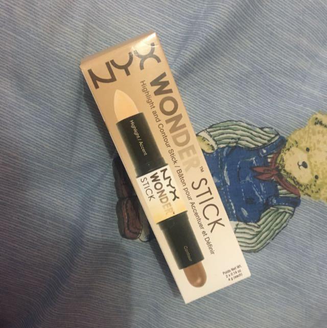 Dijual Nyx Wonder Stick Highlight And Contour