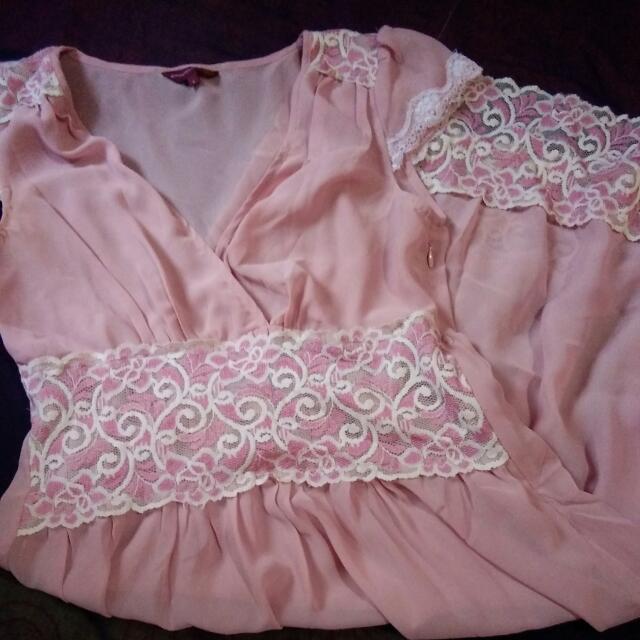 Dress Pendek Contempo