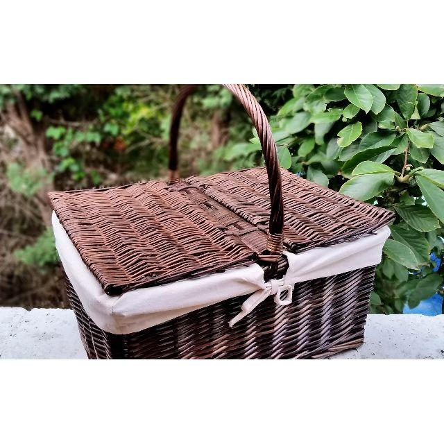 Elegant Picnic Basket