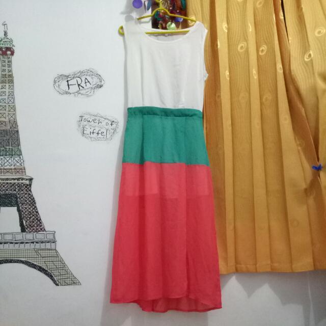 Full Colour Dress