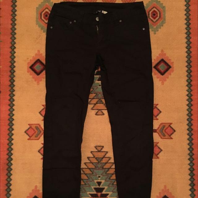 Full Length Black Jeans