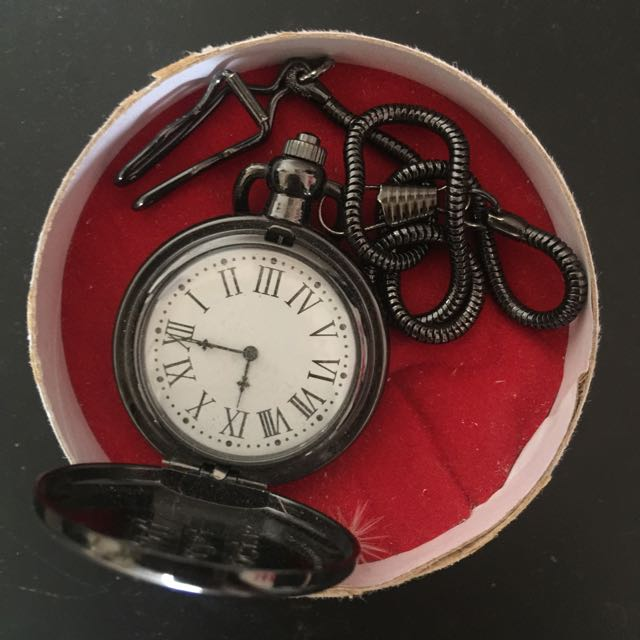 Full Metal Alchemist Pocket Watch