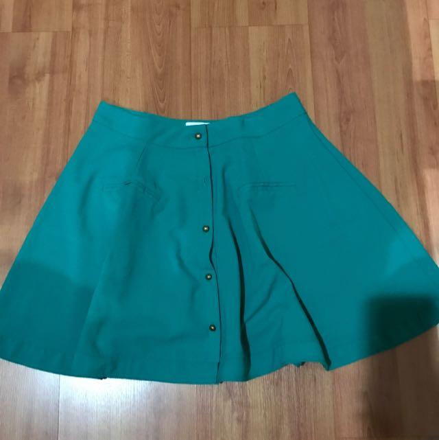 Gaudi Mini Skirt.