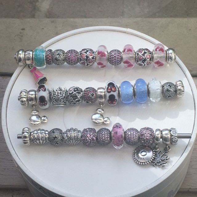 Genuine Pandora Charms