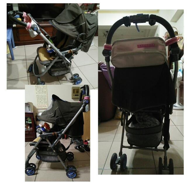 GRACO 嬰幼兒雙向手推車 嬰兒推車 (二手)