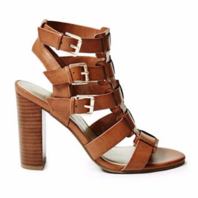 Guess Gladiator Heels