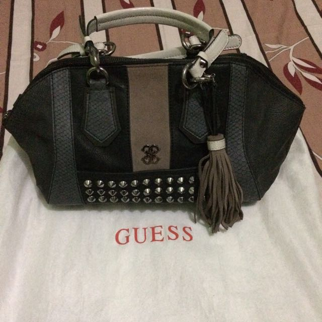 guess knoxville mini handbag