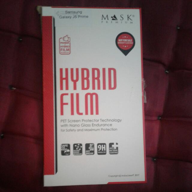 Hybrid Film Indoscreen For J5 Prime