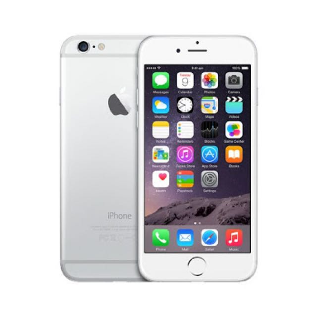 Iphone6 - 16gb - Silver