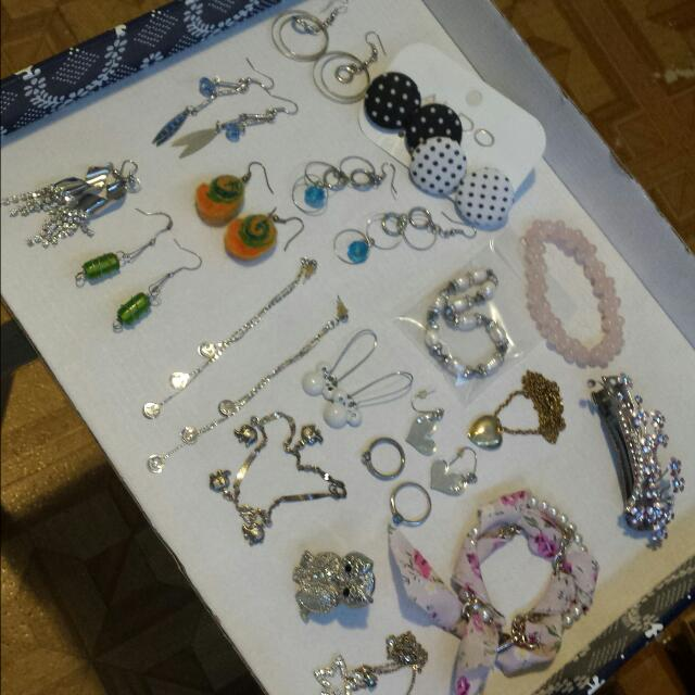 Jewlery Clearout