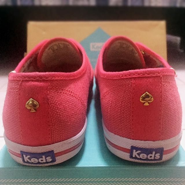 Keds Kate Spade New York Boho Laceless Sneaker
