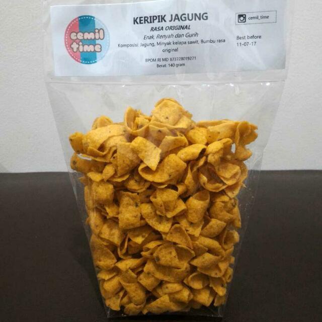 Keripik Jagung / Corn Chips