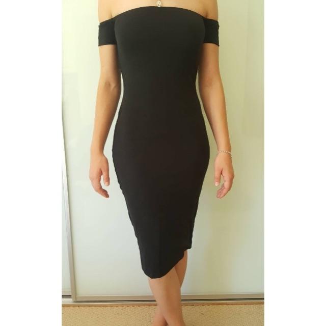Kookai Off the Shoulder Dress