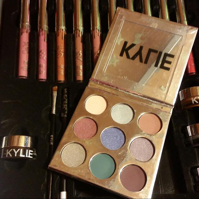 kylie make up