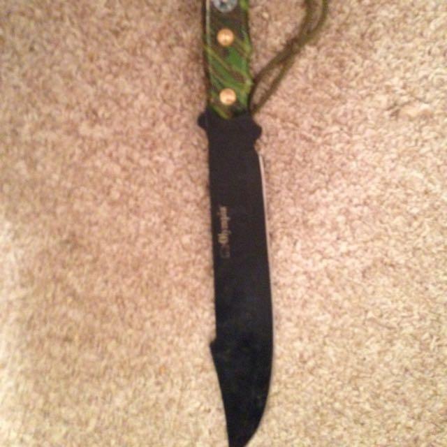 Large Knife. Make Offer!