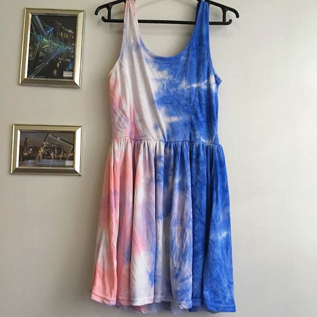 LDS Sleeveless Dress