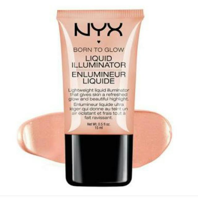 Liquid Highlighter By Nyx