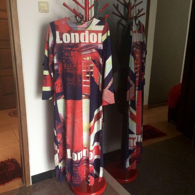 London Dress (hijab)