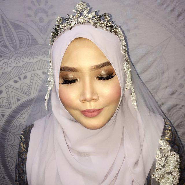 Tutorial Make Up Mua Bellaz - Hijab Muslimah