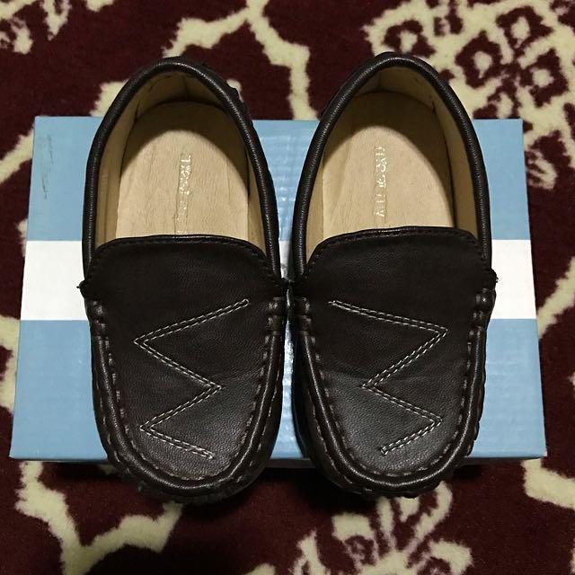 Meet My Feet Topsider (Brown)