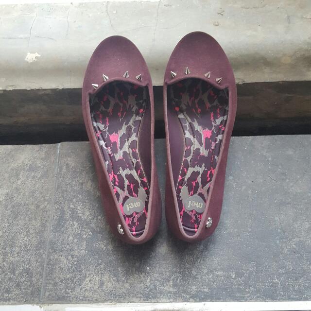 Mel Dreamed By Mellissa Flatshoes