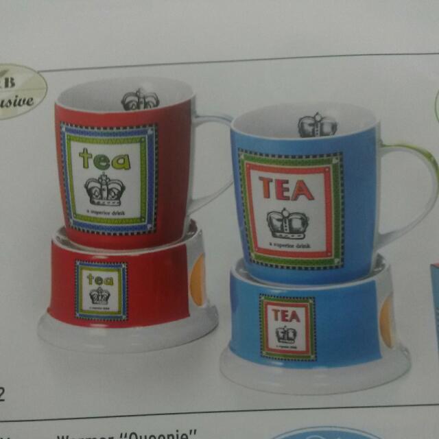"""Mug Of Warmer """"Queenie"""""""