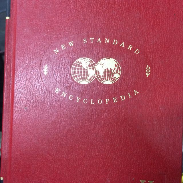 New Standard Encyclopedia 套書