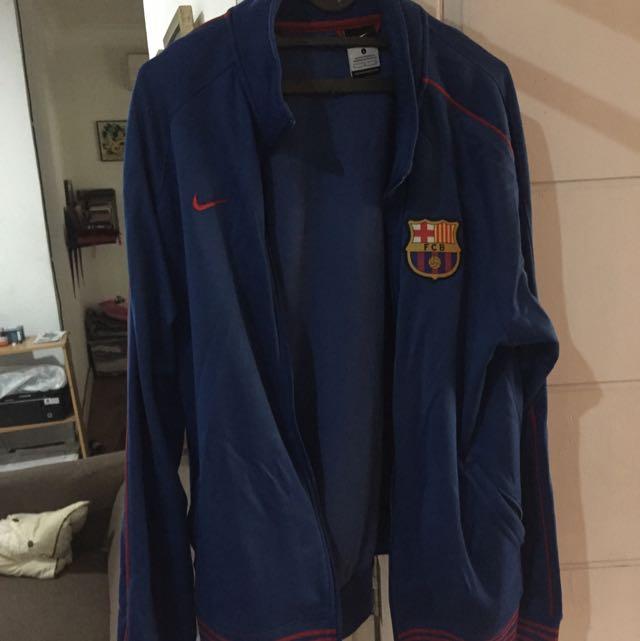 nike barcelona jacket
