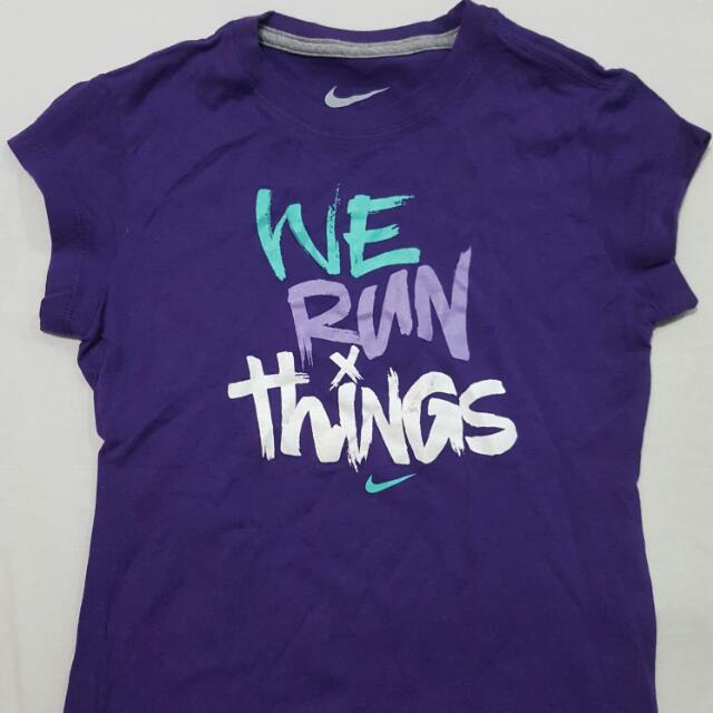 Nike Shirt (Kids Small; Never Used)