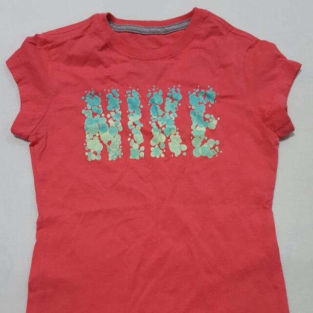 Authentic Nike Shirt (Kids Small; Never Used)