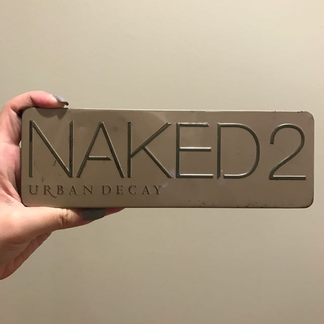 ORI Naked 2 By Urban Decay