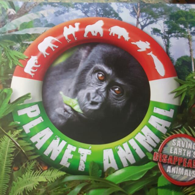 "Planet Animal ""Saving Earth's Disappearing Animals"""