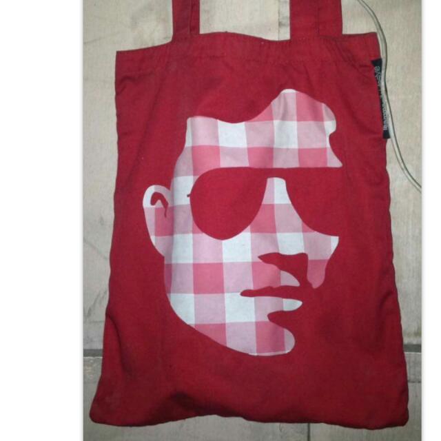 Pre Loved Team Manila Tote Bag