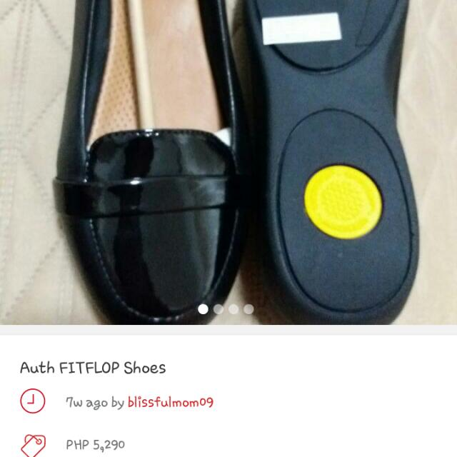 REPRICED!!! Fitflop Shoes