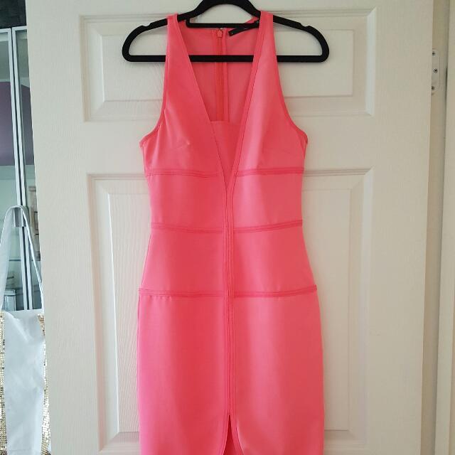 Make an Offer! Seduce Pink Dress Size 8