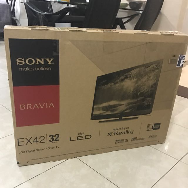 "Sony Bravia 32"" Led TV"