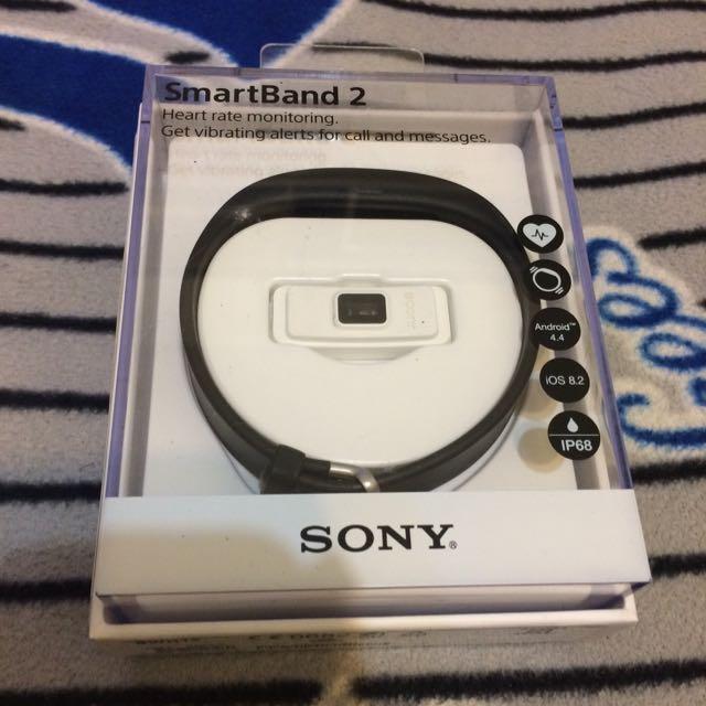 SONY SWR12 藍牙智慧手環