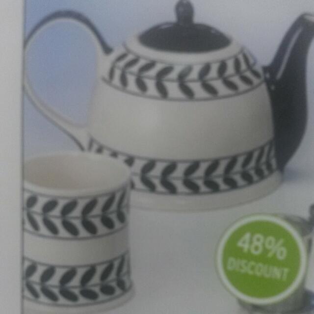 "Teapot ""Anni"""