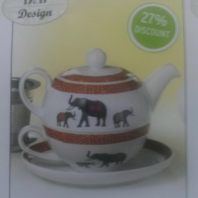 Teapot For One Set