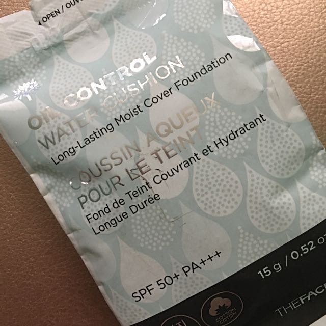 The Face Shop Oil Control Water Cushion Refill V205