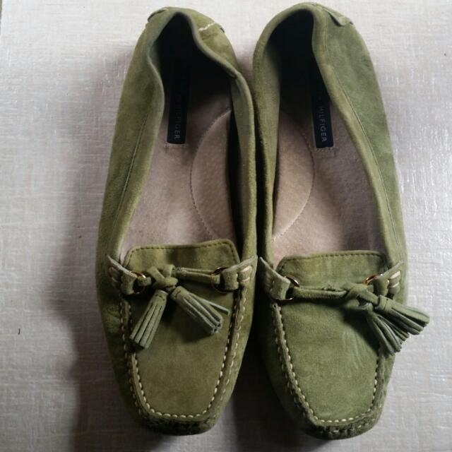 TOMMY HILFIGER Loafers (Authentic)