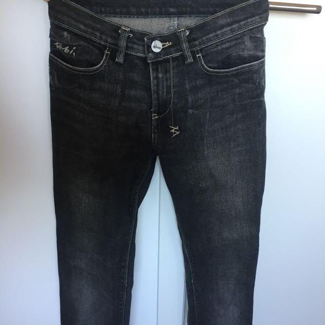 Tsubi Black Jeans