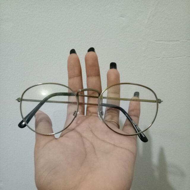 Vintage Women Eyeglass (kacamata)