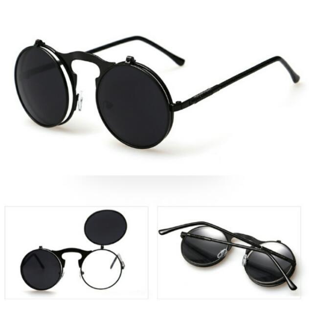 Vintage Women/Man Eyeglass (kacamata)