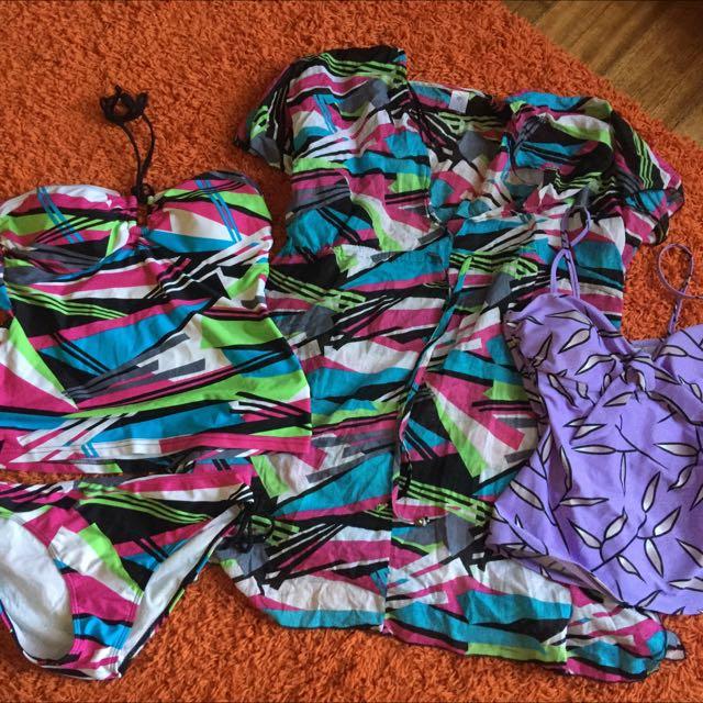 Women's Swimwear Size 14