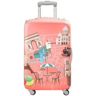 FREE Shipping: Loqi Suitcase Cover Urban Paris