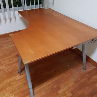 Ikea Galant L Table